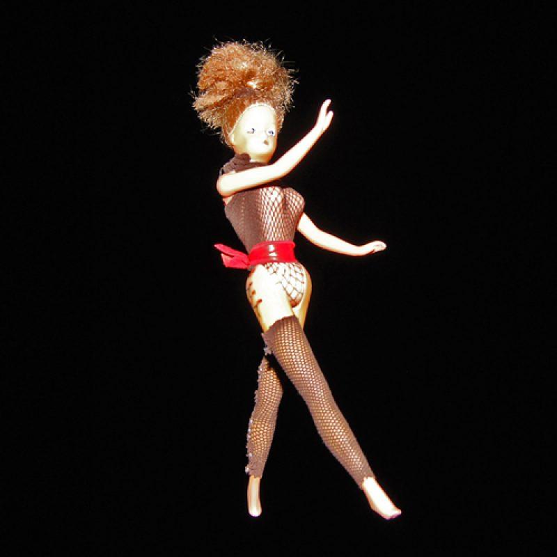 Objekt Netz-Barbie