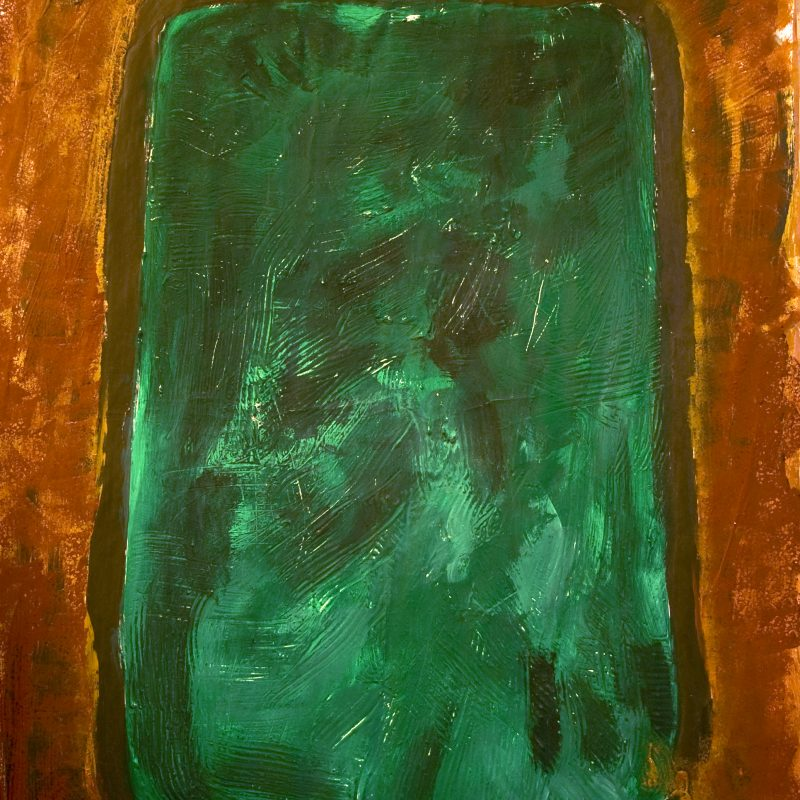"""abstract art """"From earth 4"""" Mischtechnik, DIN A 0"""