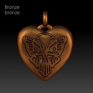 Material Bronze
